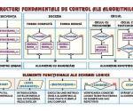 1. Structuri fundamentale de control ale algoritmilor // 2. Sisteme de numeraţie