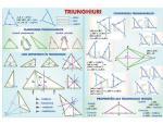 Triunghiuri (faţa) // Şiruri numerice (verso)