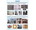1. Dantela // 2. Ornamente decorative tradiţionale
