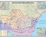 Provinciile romane Moesia Inferior şi Dacia