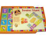 Set de domino reversibile cu puncte şi imagini