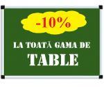 TABLA SCOLARA MAGNETICA VERDE MONOBLOC 1200x1200